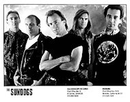Sundogs Promo Print