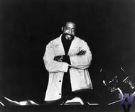 Barry White Vintage Print