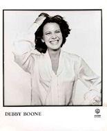Debby Boone Promo Print