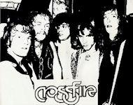 Crossfire Promo Print