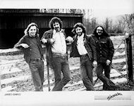 The James Gang Promo Print
