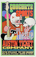 Concerts, Sports, and Theatre Poster