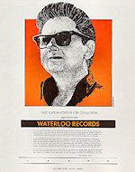 JAGMO Poster Art Handbill
