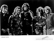 Spooky Tooth Promo Print