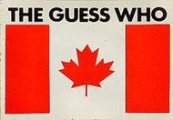 The Guess Who Sticker