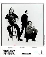 Violent Femmes Promo Print