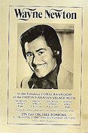 Wayne Newton Poster