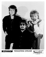 Tangerine Dream Promo Print