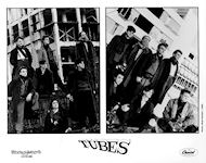 The Tubes Promo Print