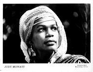 Judy Mowatt Promo Print