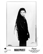 Maxi Priest Promo Print