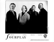 Fourplay Promo Print