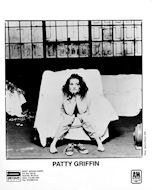 Patty Griffin Promo Print