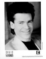 David Sanborn Promo Print