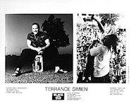 Terrance Simien Promo Print