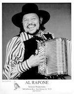 Al Rapone Promo Print