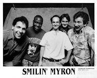 Smilin' Myron Promo Print