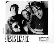 The Jesus Lizard Promo Print