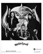 Motorhead Promo Print