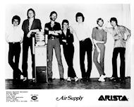 Air Supply Promo Print