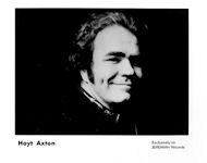 Hoyt Axton Promo Print
