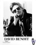 David Benoit Promo Print