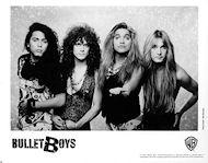 Bullet Boys Promo Print
