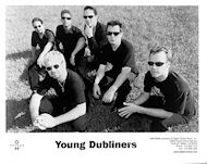 The Young Dubliners Promo Print