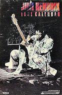 Jimi Hendrix Calendar