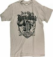 It's Only Rock 'n' Roll Men's Vintage T-Shirt