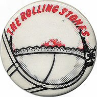 The Rolling Stones Pin