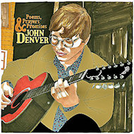 """John Denver Vinyl 12"""" (Used)"""