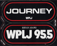 Journey Sticker