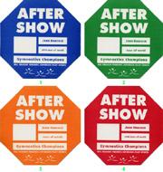 Amanda Borden Backstage Pass