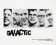 Galactic Promo Print