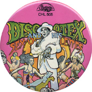 Disco-Tex and the Sex-O-Lettes Pin
