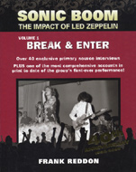 Sonic Boom: The Impact of Led Zeppelin Book
