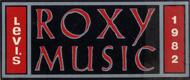Roxy Music Sticker
