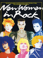 New Women in Rock Book