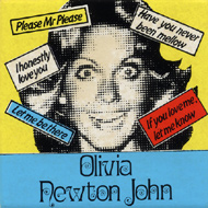 Olivia Newton-John Sticker