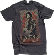 Jimi Hendrix Men's T-Shirt