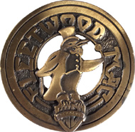 Fleetwood Mac Belt Buckle