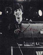 Jimmy Destri Handbill