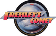 Ace Frehleys Comet Poster