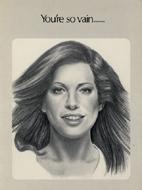 Carly Simon Greeting Card