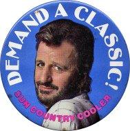 Ringo Starr Pin
