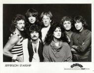 Jefferson Starship Promo Print