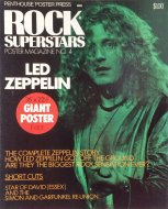 Rock Superstars No. 4 Magazine