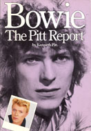 Bowie: The Pitt Report Book
