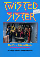 Twisted Sister: the First Official Book! Book